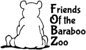 Friends of the Baraboo Zoo Logo